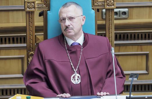 Замглавы КСУ задекларировал церковь
