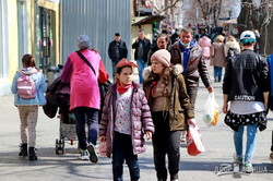 В Одессе 1 апреля прошло без Юморины (ВИДЕО)