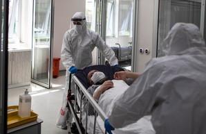 Украина стала первой в Европе по количеству новых случаев COVID-19