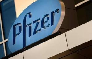 Украина подписала договор на поставку 10 млн доз вакцин Pfizer