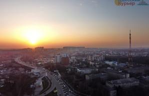 Просто фантастика: журналисты «словили» Одессу в необычном виде (ВИДЕО)