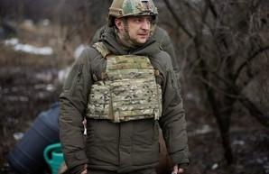 Зеленский приехал на Донбасс поддержать украинских военных