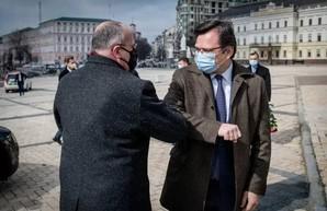 Польша выразила обеспокоенность действиями РФ у границ Украины
