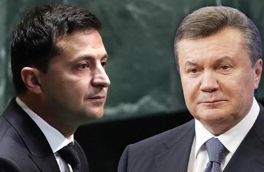 Зеленский ввел санкции против экс-президента Украины