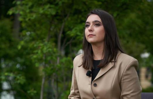Источники: Юлия Мендель приняла решение уйти с должности пресс-секретаря Зеленского