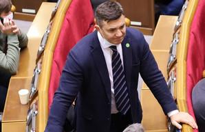 Тищенко снова нарушил карантин и устроил грандиозную вечеринку для жены