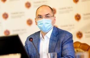 Степанов: Украина прошла пик третьей волны коронавируса