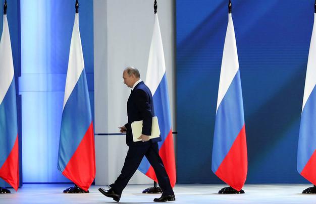 Путин пригрозил миру и сравнил себя с персонажем книги Киплинга