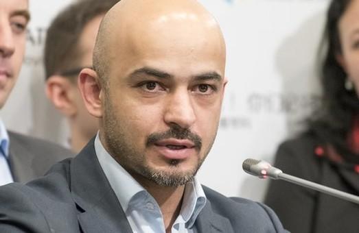 "Мустафу Найема уволили из ""Укроборонпрома"""