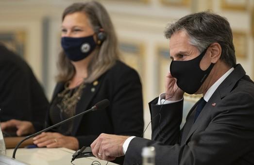 Госсескретарь США назвал главные проблемы Украины