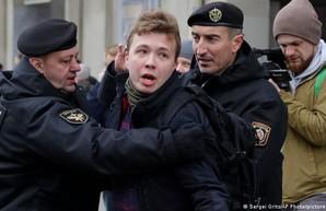 МИД 8 стран призвали прекратить полёты над Беларусью из-за ареста Протасевича