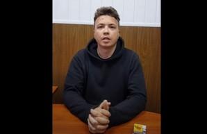 """Белорусские СМИ показали """"признание"""" оппозиционного блогера Протасевича"""