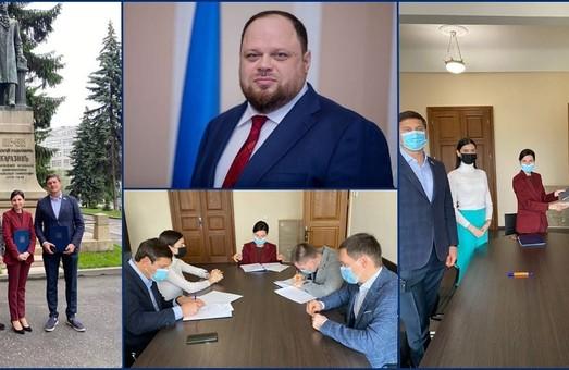 Т.Кагановская нашла поддержку в парламенте в вопросе ремонта студенческих общежитий в Харькове