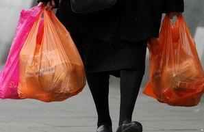 Рада поддержала законопроект об ограничении оборота пластиковых пакетов