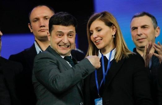 Жена президента предложила создать в Украине Офис первой леди