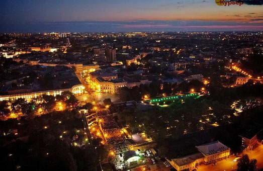 Фестиваль Odessa Classics показали в фантастически красивом видеоклипе
