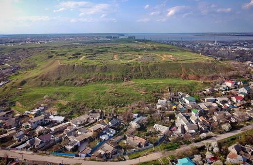 Место силы в Одессе: Жевахова гора с высоты птичьего полета (ВИДЕО)