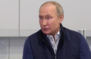 Путин назвал вступление Украины в НАТО «красной линией»