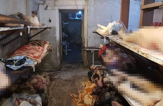 В центре Харькова несколько лет процветает «дом ужасов» (ФОТО)