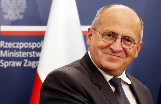 Глава МИД Польши раскритиковал Вашингтон за отмену санкций против «Северного потока 2»