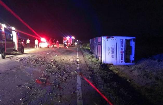 На границе Румынии с Венгрией в ДТП попал автобус с украинцами