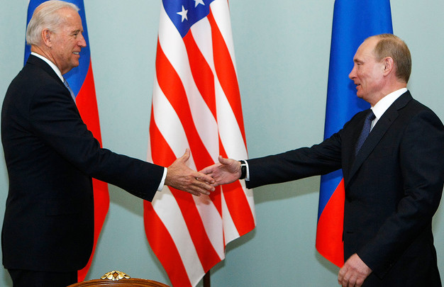 Байден назвал Путина «достойным противником»