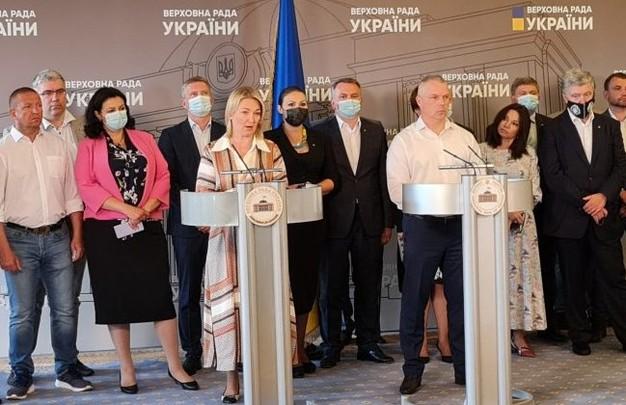 """""""Европейская солидарность"""" объявила бойкот телеканалу """"1+1"""""""
