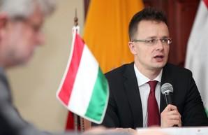 Венгерский министр хочет, чтобы Украина разрешила госуправление на языках меньшинств