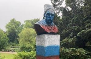 В Копенгагене вандалы осквернили памятник Шевченко