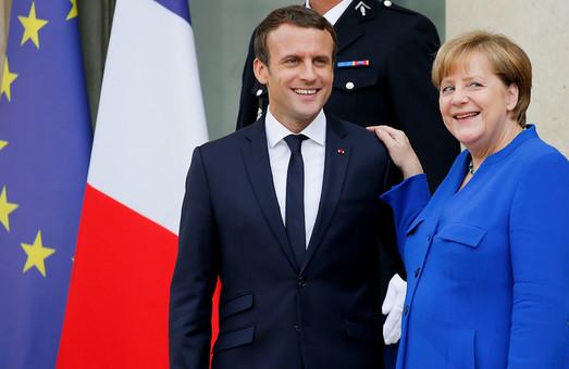 Германия и Франция предлагают ЕС сблизиться с Россией