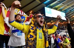 Украинцы не смогут прилететь в Рим, чтобы поддержать сборную в четвертьфинале Евро