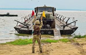 В Одесской области проходят военные учения Си Бриз-2021