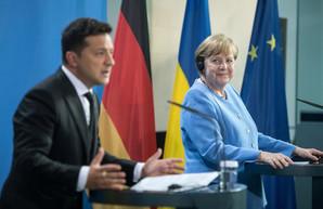 Меркель настаивает на имплементации «формулы Штанмайера»