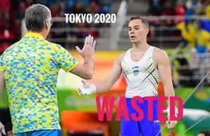 Известный украинский гимнаст дисквалифицирован на четыре года