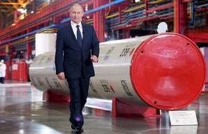 Путин обещает оставить транзит газа через Украину