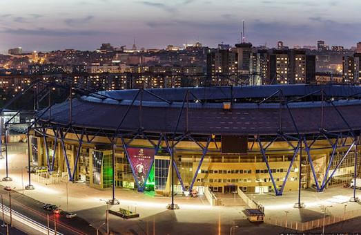 Харьков будет бороться за право провести матч за Суперкубок УЕФА