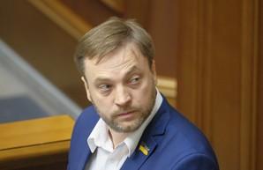 Денис Монастырский стал новым главой МВД