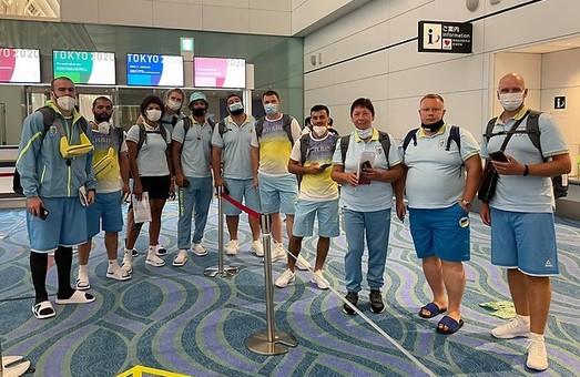 Украинцы отправились покорять Олимпийские игры в Токио