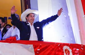 Новым президентом Перу стал сельский учитель