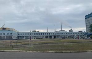 На химзаводе вблизи Ровно произошел мощный взрыв