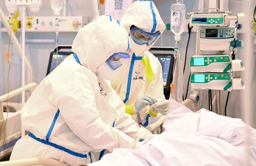 Украине прогнозируют стремительный рост заболеваемости COVID-19