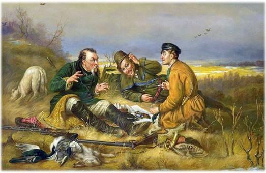 Авторитетная организация охотников и рыболовов Украины на Харьковщине отметила вековой рубеж