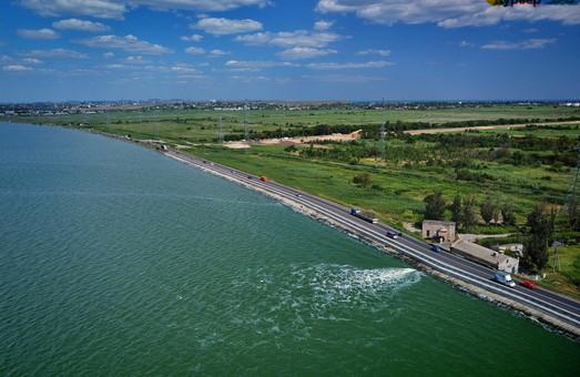 В Одессе чуть не произошла техногенная катастрофа на Хаджибейской дамбе (ВИДЕО)