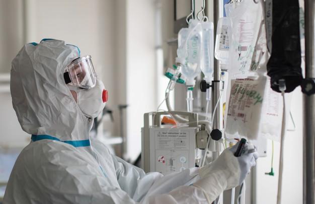 В Киеве умер первый пациент со штаммом коронавируса «Дельта»