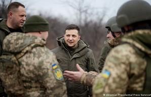 Зеленский приедет на Донбасс с рабочим визитом