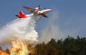 Украина отправит в Турцию на помощь украинский пожарный самолет