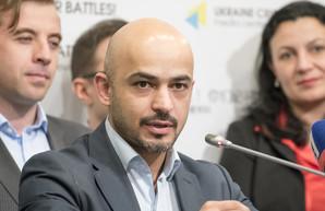 Мустафа Найем стал новым замминистра инфраструктуры Украины