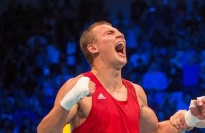 Хижняк вышел в финал боксерского турнира на Олимпиаде