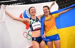 «Магучий зашквар»: украинская спортсменка оскандалилась на Олимпиаде (ФОТО)