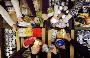 В Украине начал работу первый банк еды